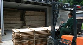 Uscare lemn BonaDea brichete rumegus