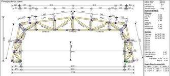 Structura usoara InTekWood pentru mansarde model FA3M5