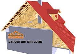 Modele case din lemn, ossature bois, framing