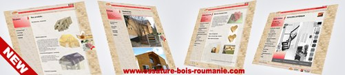 Maison bois, maison ossature bois, hangars