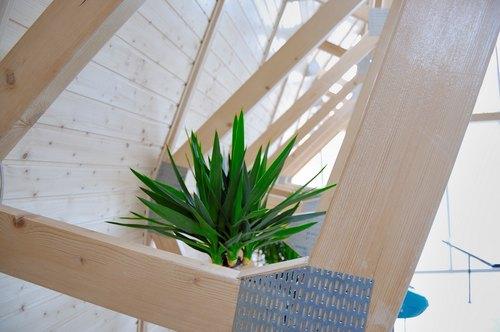 Acoperisuri cu structuri din lemn