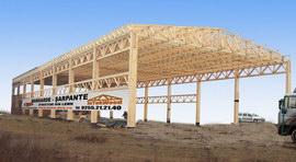 Constructii din lemn BonaDea