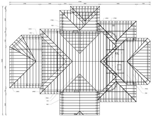 Sarpante din lemn acoperisuri